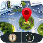 Live GPS, Street View, Route Maps & Navigation