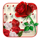 Love Roses Keyboard