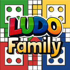 Ludo Family: A Parcheesi Board-Game Classic - Free