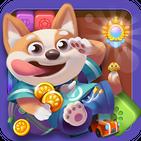 Magic Puppy : CUBE RUSH BLAST GAMES 2019 APK