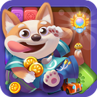 Magic Puppy : CUBE RUSH BLAST GAMES 2019