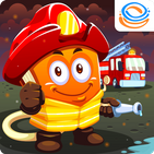 Marbel Firefighters - Kids Heroes Series