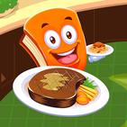 Marbel Restaurant - Kids Games