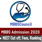 MBBS Council - NEET Cutoff & Admission Counselling