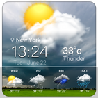 New weather forecast app