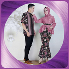 Modern Couple Muslim Clothes