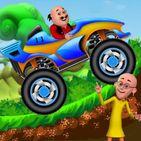 Motu Patlu Monster Car Game