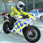 Office Bike Driving Simulator
