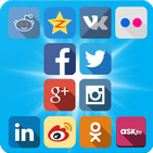 OpenSocial - App with 12 Social Networks