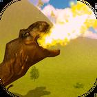 Real Dinosaur Simulator Games – Dino Attack 3D