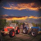 Real Tractor Harvester Farming Simulator