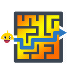 Rescue Cut - Shark Maze Puzzle‏