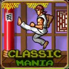 Retro Kung Fu Master Arcade