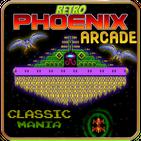 Retro Phoenix Arcade