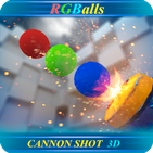 RGBalls – Cannon Shot : Shooting ball game 3D
