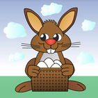 Rushing Bunny, help me to collect all the eggs APK