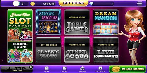 Casino money games