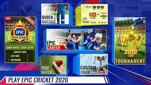 Cricket pc game 2020
