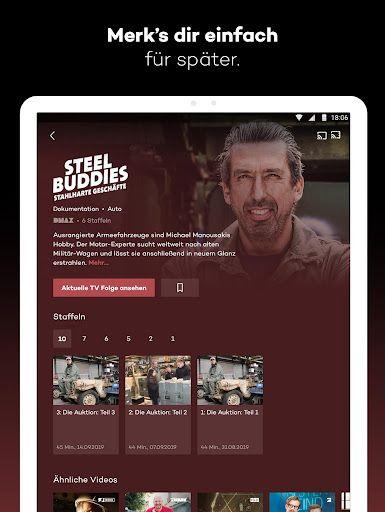 joyn tv app