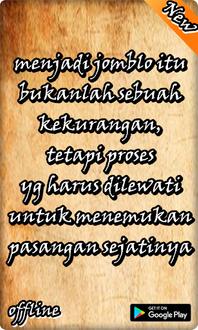 Download Kata Kata Bijak Jomblo Terhormat Free