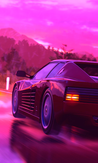 Download Neon Cars Live Wallpaper Hd Backgrounds Themes Free