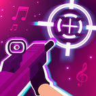 Shoot The Beat - Gun Sync Music Game APK