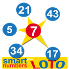 smart numbers for Loto(French)