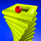 Stack Crush - 3D Endless drop
