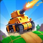 Super Tank Stars - Arcade Battle City Shooter