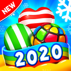 Sweet Candy Puzzle: Crush & Pop Free Match 3 Game