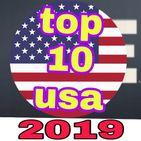 top 10 usa   america