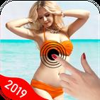 Touch On Girl Simulator- Girl Body Scan Prank 2020 APK