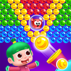 Toys Pop - Bubble Pop! Free Bubble Games Puzzle