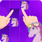 Unicorn Piano Tiles 2