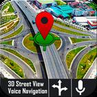 Voice GPS Navigator: Live Traffic & Transit Maps