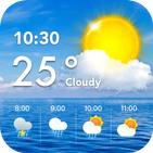 Weather Live:Weather Forecast & Radar & Widget