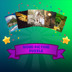 Word Picture Puzzle - 4 Pics 1 Word