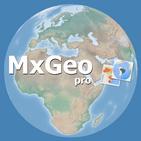 World Atlas | world map | country lexicon MxGeoPro