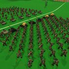 World War Modern Epic Battle Simulator